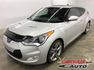 Used 2013 Hyundai Veloster Tech Gps Cuir Toit for sale in Shawinigan, QC