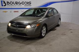 Used 2007 Honda Civic LX for sale in Rawdon, QC