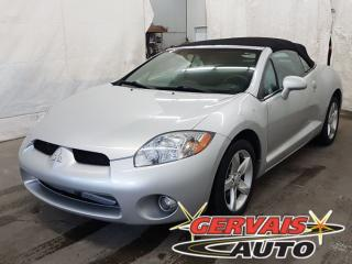 Used 2008 Mitsubishi Eclipse Gs Convertible A/c for sale in Shawinigan, QC