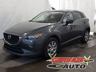 Used 2016 Mazda CX-3 Gx A/c Bluetooth for sale in Shawinigan, QC