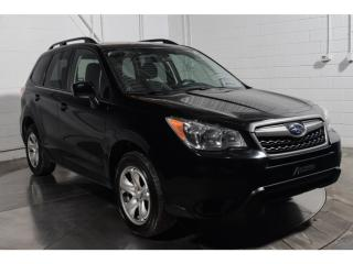 Used 2016 Subaru Forester Awd A/c Camera De for sale in St-Constant, QC