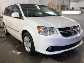 Used 2015 Dodge Grand Caravan Crew Cuir Toit for sale in St-Constant, QC