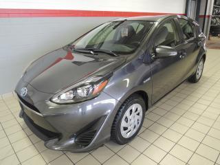 Used 2019 Toyota Prius c Hybride for sale in Terrebonne, QC