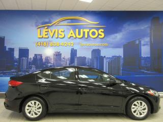 Used 2017 Hyundai Elantra Le Sièges Ch. A/c for sale in Lévis, QC