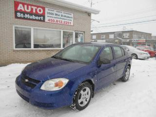 Used 2006 Chevrolet Cobalt LS for sale in St-Hubert, QC