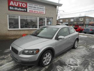 Used 2007 Volvo C30 2.4i for sale in St-Hubert, QC