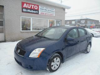 Used 2009 Nissan Sentra 2.0S for sale in St-Hubert, QC