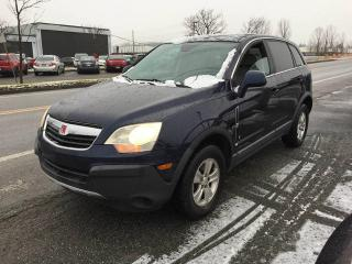 Used 2009 Saturn Vue XR-4 L4 traction avant for sale in Valcourt, QC