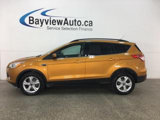 Used 2016 Ford Escape - HTD LTHR! PANOROOF! NAV! REVERSE CAM! SYNC! for sale in Belleville, ON