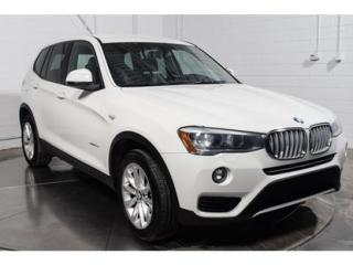 Used 2015 BMW X3 En Attente for sale in L'ile-perrot, QC