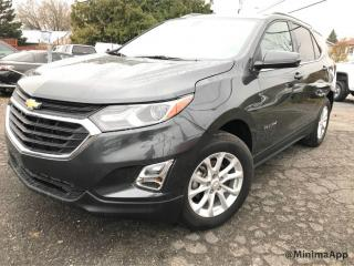 Used 2018 Chevrolet Equinox LT 4 portes à traction avant avec 1LT for sale in Drummondville, QC