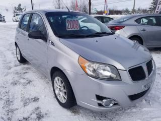 Used 2009 Pontiac Wave de base for sale in Mascouche, QC
