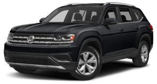 New 2019 Volkswagen Atlas 3.6 FSI Comfortline for sale in Surrey, BC