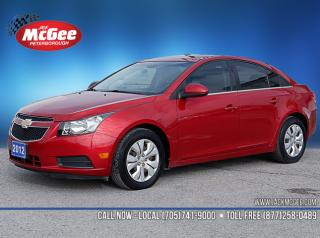 Used 2012 Chevrolet Cruze LT Turbo for sale in Peterborough, ON