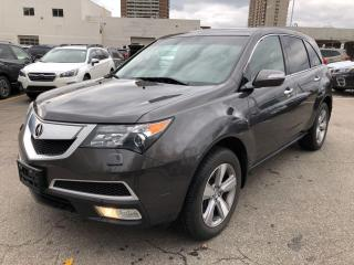 Used 2011 Acura MDX Technology Package NAVI | DVD | Leather | CERTIFIED for sale in Waterloo, ON