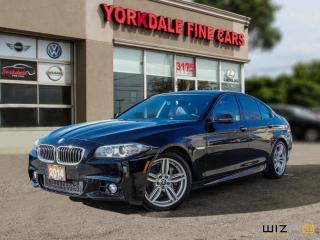 Used 2014 BMW 535 I xDrive M Sport. Navigation. 360 Camera. Original Car for sale in Toronto, ON