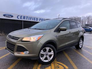 Used 2014 Ford Escape 4WD|BLUETOOTH|REMOTE KEYLESS ENTRY|FOG LAMPS for sale in Barrie, ON