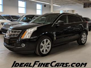 Used 2010 Cadillac SRX AWD 4dr 3.0 Performance for sale in Toronto, ON