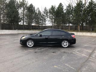 Used 2012 Subaru IMPREZA LIMITED AWD for sale in Cayuga, ON