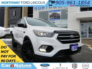 Used 2017 Ford Escape SE | NAV | REAR CAM | PANO ROOF | LOW KM | for sale in Brantford, ON