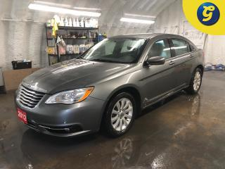 Used 2012 Chrysler 200 Touring * Remote start * Keyless entry * Cloth interior *  Climate control * Heated front seats * Compass * Steering wheel controls * Auto headlights/ for sale in Cambridge, ON
