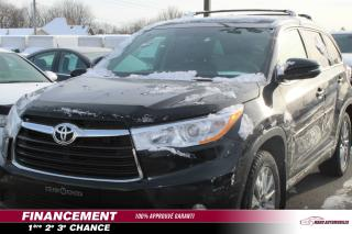 Used 2014 Toyota Highlander Traction intégrale 4 portes XLE for sale in Mascouche, QC