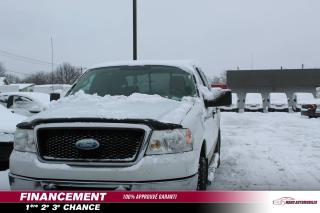 Used 2007 Ford F-150 4 RM, Super cabine multiplaces 139 po, X for sale in Mascouche, QC