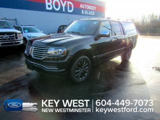 Used 2017 Lincoln Navigator L Select 4WD Sunroof Leather Nav Cam Sync 3 for sale in New Westminster, BC