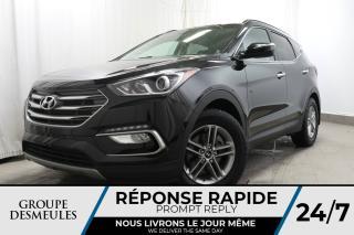 Used 2017 Hyundai Santa Fe Sport SPORT+ AWD + 2.4L + SIÈGES CHAUFFANTS for sale in Laval, QC