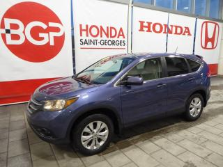 Used 2014 Honda CR-V édition Ex-L for sale in St-Georges, QC