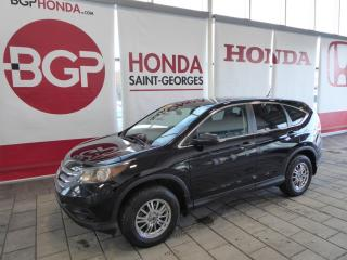 Used 2014 Honda CR-V Edition Lx for sale in St-Georges, QC