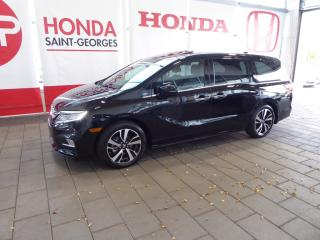 Used 2018 Honda Odyssey édition Touring for sale in St-Georges, QC