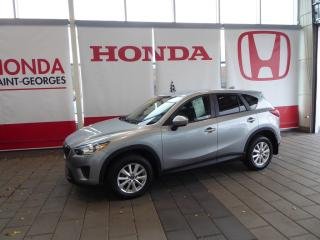 Used 2014 Mazda CX-5 Sport for sale in St-Georges, QC