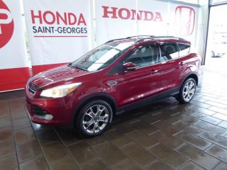 Used 2013 Ford Escape édition Sel for sale in St-Georges, QC