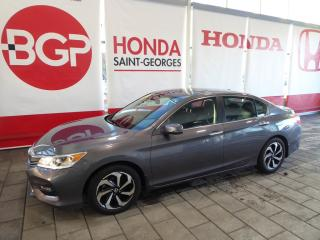 Used 2016 Honda Accord édition Ex-L for sale in St-Georges, QC