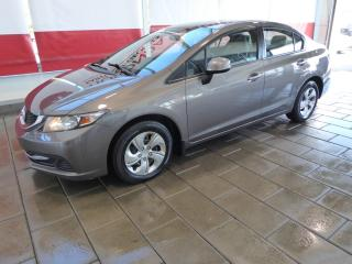 Used 2013 Honda Civic Edtion Lx for sale in St-Georges, QC