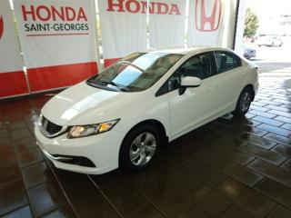Used 2015 Honda Civic Lx Cert for sale in St-Georges, QC