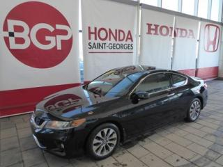 Used 2015 Honda Accord Cuir T.ouvrant for sale in St-Georges, QC