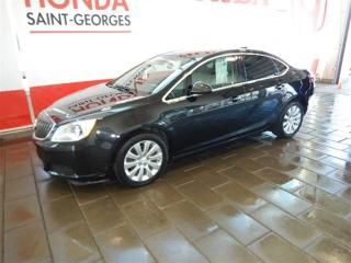 Used 2015 Buick Verano Grp Convenance for sale in St-Georges, QC