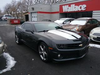 Used 2013 Chevrolet Camaro 1SS Coupe 6.2L 426hp for sale in Ottawa, ON