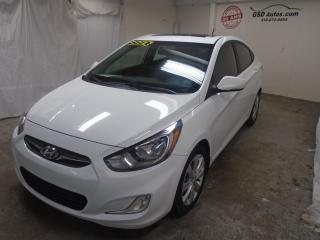 Used 2012 Hyundai Accent Gls, Toit, Mags, Etc for sale in Ancienne Lorette, QC