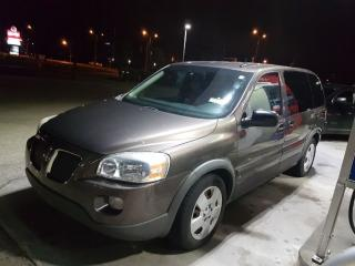 Used 2009 Pontiac Montana w/1SA for sale in Tillsonburg, ON