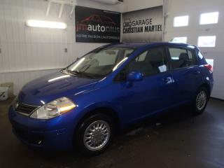 Used 2011 Nissan Versa Hayon 5 portes I4, CVT 1,8 SL for sale in Québec, QC