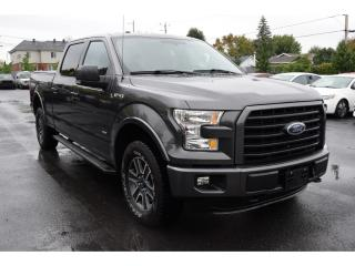 Used 2015 Ford F-150 Xlt 3.5 Ecoboost 4x4 for sale in St-Hubert, QC