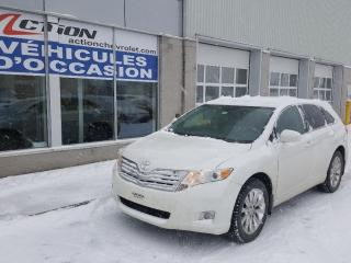 Used 2012 Toyota Venza for sale in St-Hubert, QC