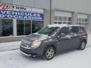 Used 2012 Chevrolet Orlando 1LT for sale in St-Hubert, QC