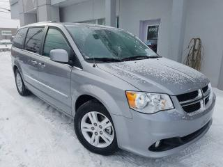 Used 2017 Dodge Grand Caravan CREW PLUS CAMERA HAYON ET PORTES AUTOMAT for sale in St-Malachie, QC