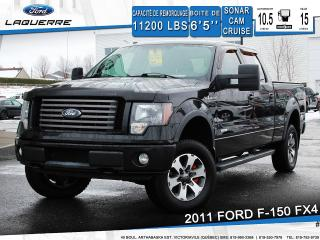 Used 2011 Ford F-150 Fx4 Cam Sonar for sale in Victoriaville, QC