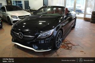 Used 2017 Mercedes-Benz C-Class C43 Amg Awd for sale in Québec, QC
