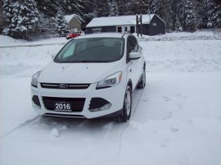 Used 2016 Ford Escape SE for sale in Sundridge, ON